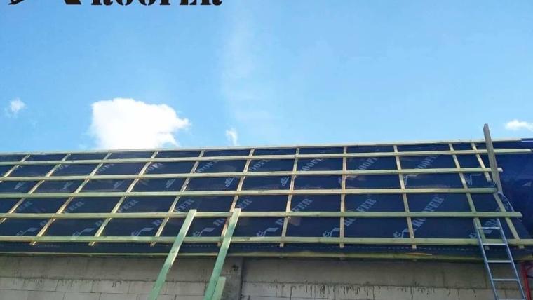 Супердифузійна мембрана Roofer